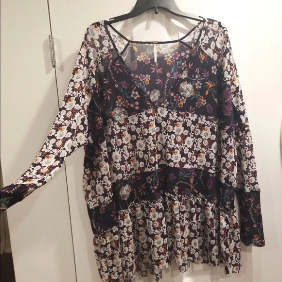 Free People Tops - Free people  Isabelle tunic